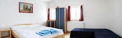 Čtyřlůžkový apartmán Penzion Janov, Jizerské hory