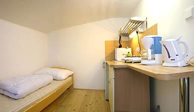 Jednolůžkový apartmán Penzion Janov, Jizerské hory